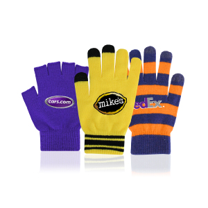 Custom PMS color Gloves with your company logo