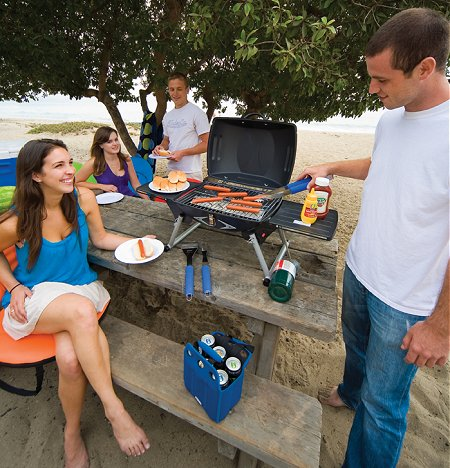 Company Picnic Corporate Gifts- BBQ, Picnic Baskets, Coolers with your company Logo