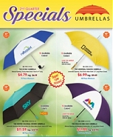 Promotional Umbrellas Sale